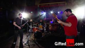 Dutch Schultz 'It Bends In The Middle' at GiftedLive 03/05/12