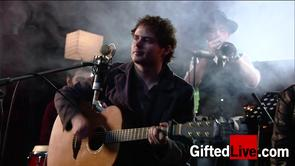 Robb Murphy 'Further Higher' at GiftedLive 03-05-12