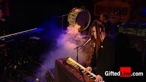Duke Special 'How I learned to love the sun' performed live for GiftedLive.com on 07/06/12