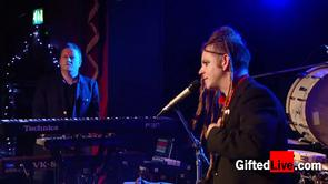 Duke Special 'Digging an early grave' performed live for GiftedLive.com on 07/06/12
