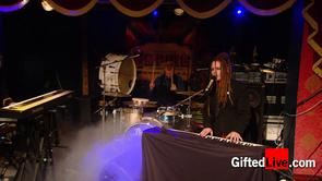 Duke Special 'Salvation tambourine' performed live for GiftedLive.com on 07/06/12