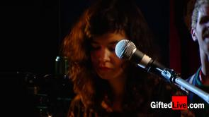 TIERANNIESAUR 'Here Be Monsters' performed Live for GiftedLive.com 07/06/12