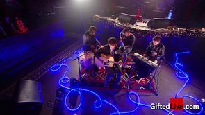 General Fiasco 'Waves' performed for GiftedLive.com on 05/07/12