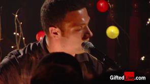 Cosmo Jarvis 'Look at the Sky' performed live for GiftedLive.com on 05/07/12