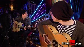 "The Virginmarys 'Just a Ride"" performed live for GiftedLive.com on 08/11/12"