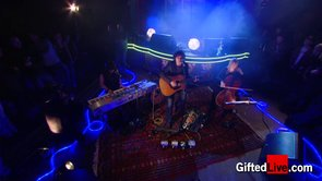 Paddy Casey 'Wait' performed live for GiftedLive.com on 07/11/12