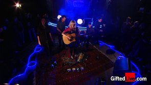 Katie and the Carnival 'Save Me' performed live for GiftedLive.com on 08/11/12
