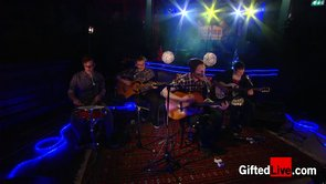 Empty Lungs 'Running in Circles' performed live for GiftedLive.com on 08/11/12
