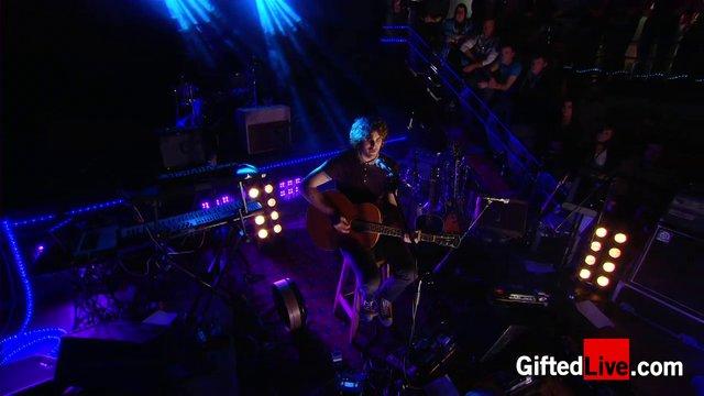 Stephen James 'Gypsie Fires' performed for GiftedLive.com on 21/11/12