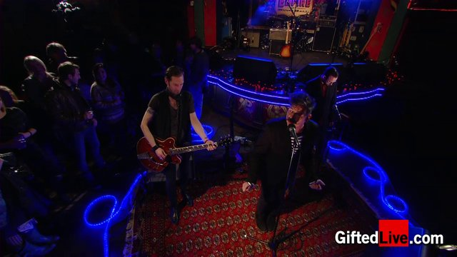 Jerry Fish 'Story of an Artist' performed for GiftedLive.com on 08/11/12