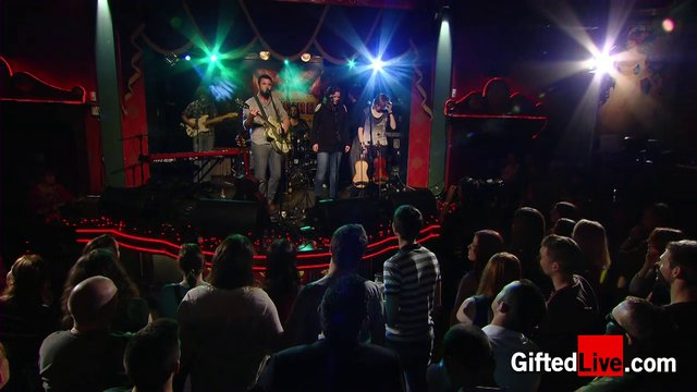 Mick Flannery 'Get That Gold' performed for GiftedLive.com on 08/11/12