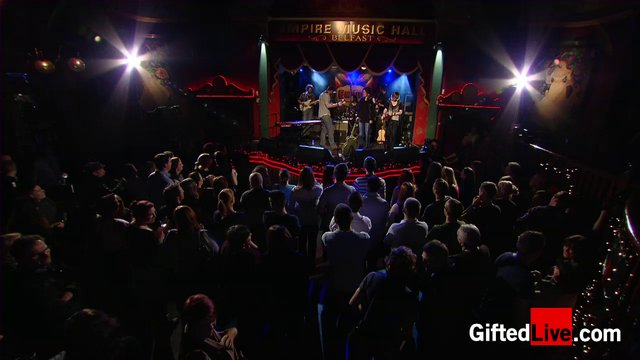 Mick Flannery 'Gone Forever' performed for GiftedLive.com on 08/11/12