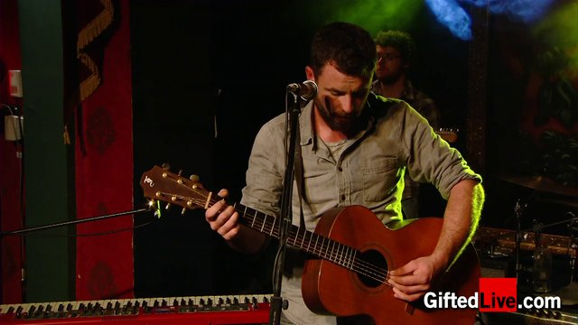 Mick Flannery 'In The Gutter' performed for GiftedLive.com on 08/11/12