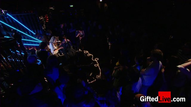 Moulettes 'Devil of Mine' performed for GiftedLive.com on 08/11/12