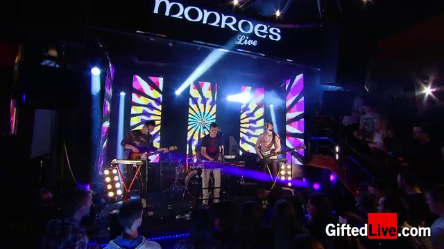 This Club 'I Won't Worry' performed live for GiftedLive.com on 22/11/12