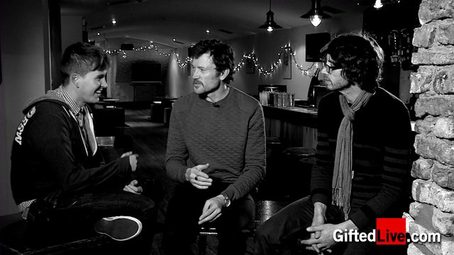 The Walls_Interview for Giftedlive Nov 2012