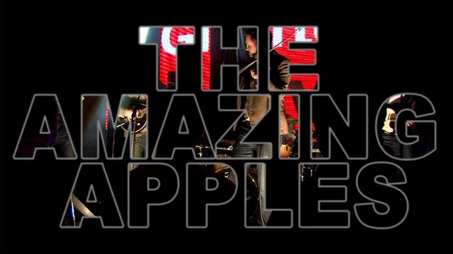 The Amazing Apples Interview for Giftedlive Nov 2012