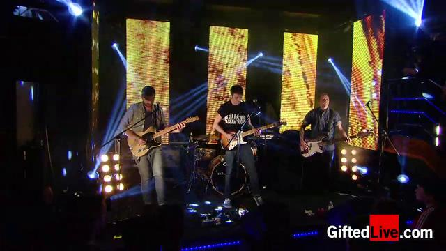 More Than Conquerors 'When the Well Runs Dry' performed for GiftedLive.com on 22/11/12