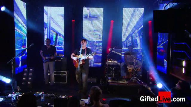 Ryan Sheridan &#8216;The Day You Live Forever&#8217; performed for GiftedLive.com on 22/11/12
